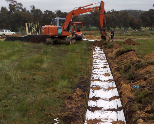 drainage experts